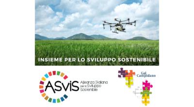 Il GAL Campidano aderisce  all'AsviS, l'Alleanza Italiana per lo Sviluppo Sostenibile.
